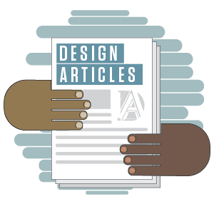 Articles written by African American Graphic Designers or about Black Designers